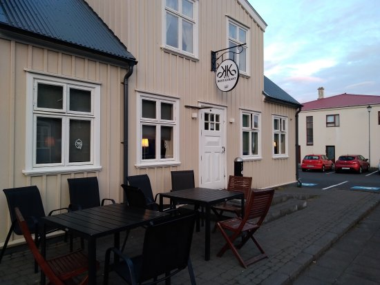 North Iceland Travel Guide The Art of Travel KK restaurant
