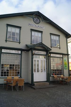 North Iceland Travel Guide The Art of Travel Salka Restaurant Husavik