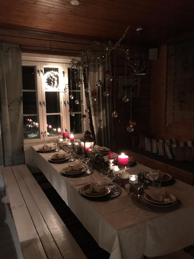 Five Days in Finland The Art of Travel Iso Naappila dinner