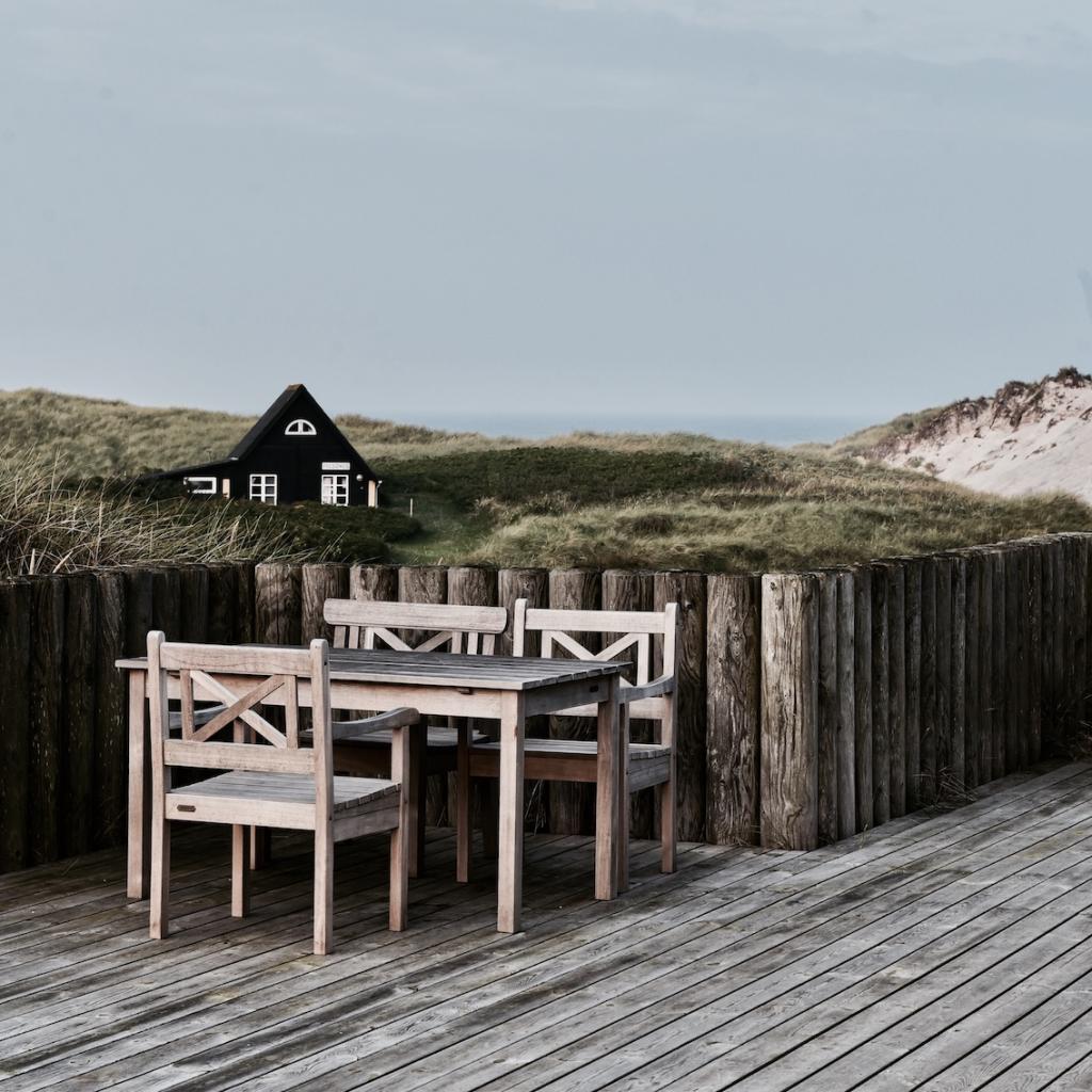 Travel guide to South West Denmark The Art of Travel Henne Mølle Å Badehotel view