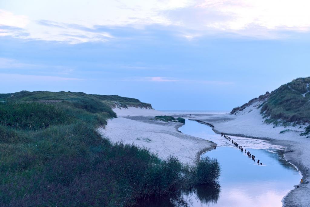 Travel guide to South West Denmark The Art of Travel Henne Mølle Å Badehotel water
