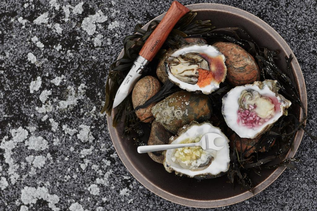 Travel guide to South West Denmark The Art of Travel Oyster Safari Oyster King