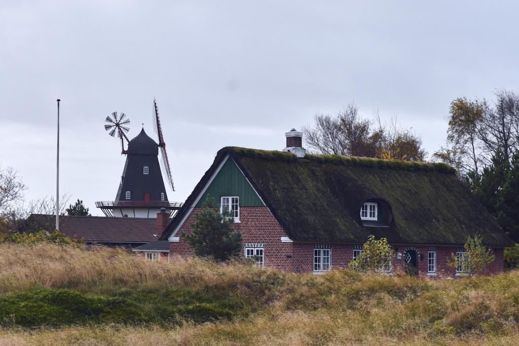 Travel guide to South West Denmark The Art of Travel Sønderho Kro Mølle