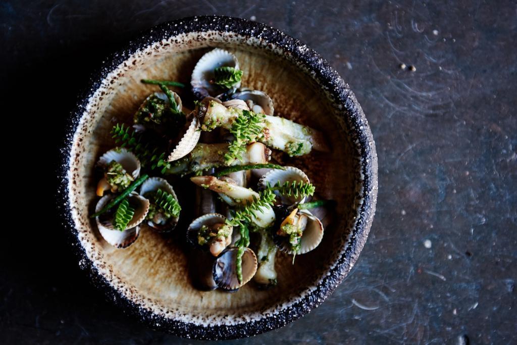 Travel guide to South West Denmark The Art of Travel Sønderho Kro food