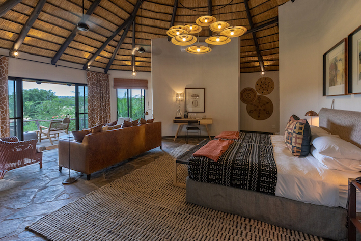 Safari in a private game reserve in South Africa The Art of Travel Mala Mala Game Reserve Room