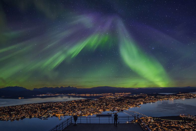 Travel guide to Tromsø in Norway The Art of Travel Northern Lights Tromsø Aurora Borealis