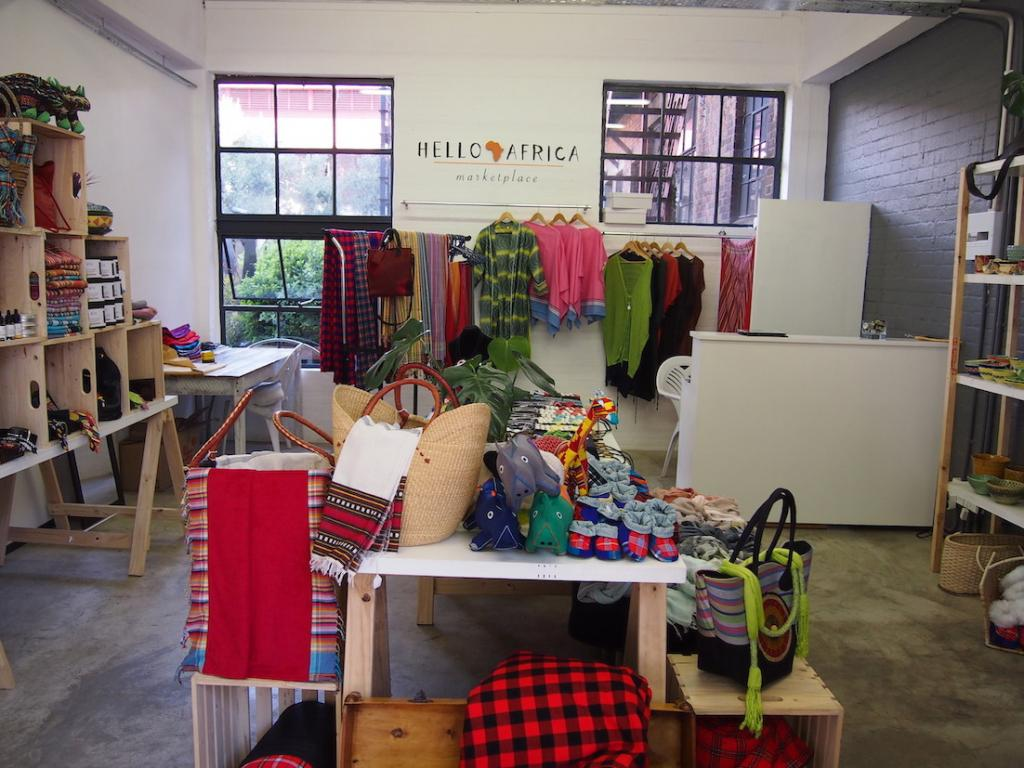 24 hours in Johannesburg The Art of Travel Maboneng Shop