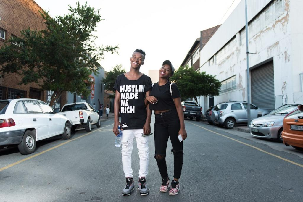 24 hours in Johannesburg The Art of Travel Maboneng people street style