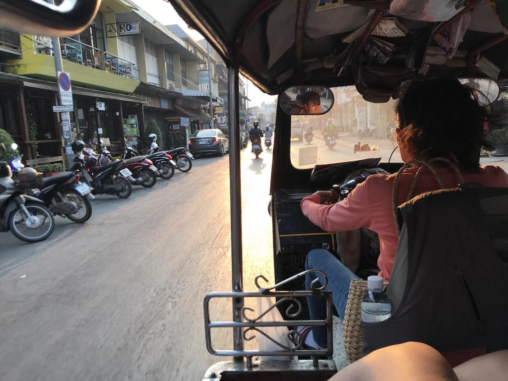 How to spend 24 hours in Chiang Mai The Art of Travel Tuk Tuk