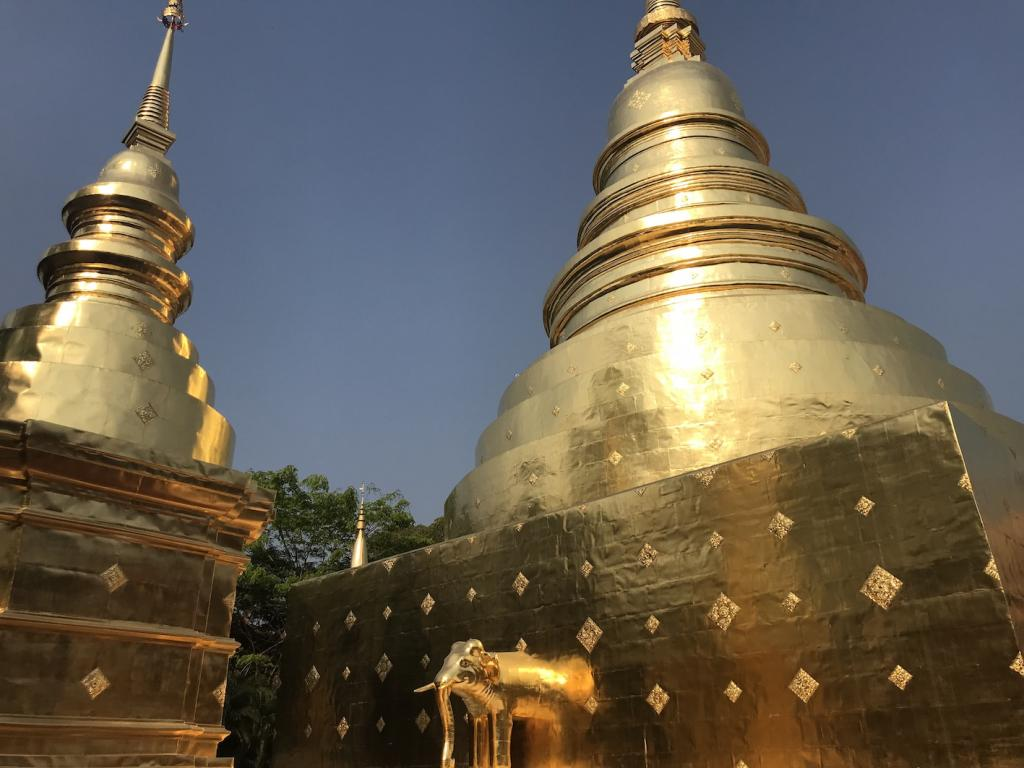How to spend 24 hours in Chiang Mai The Art of Travel Wat Phra Singh Chedi
