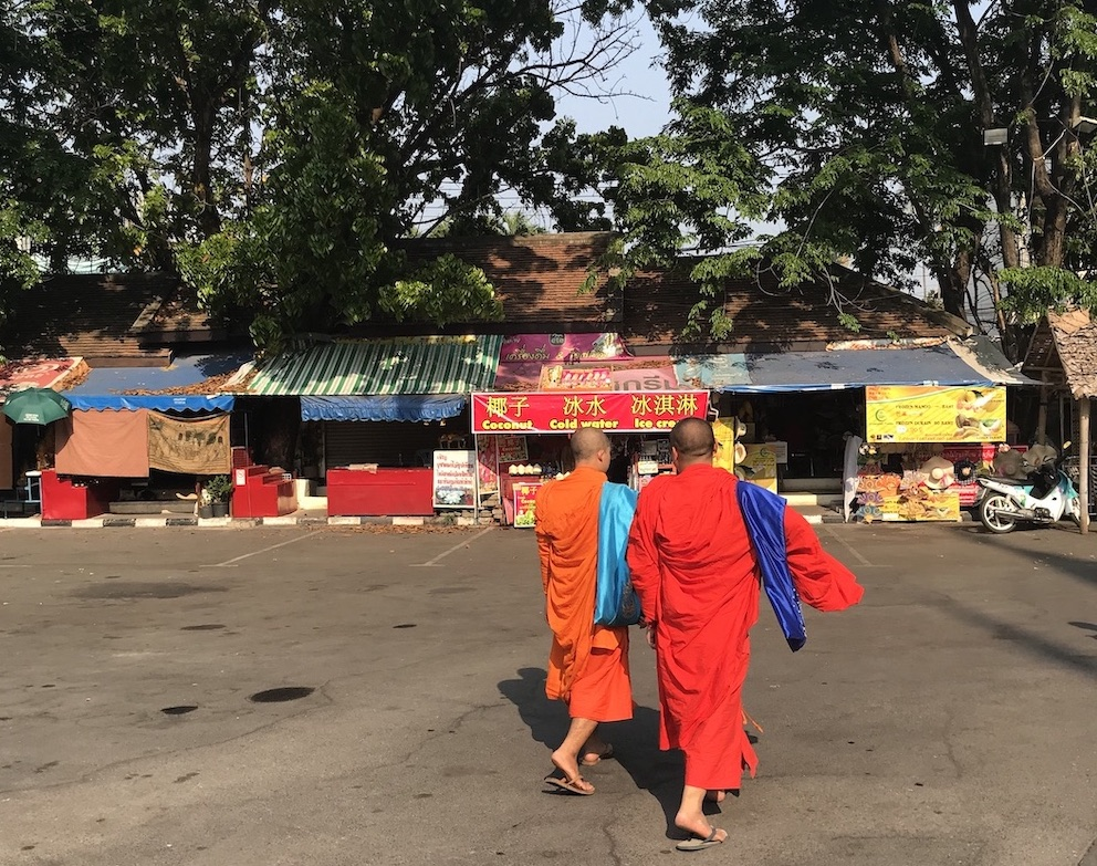 How to spend 24 hours in Chiang Mai The Art of Travel Wat Phra Singh buddhist monks