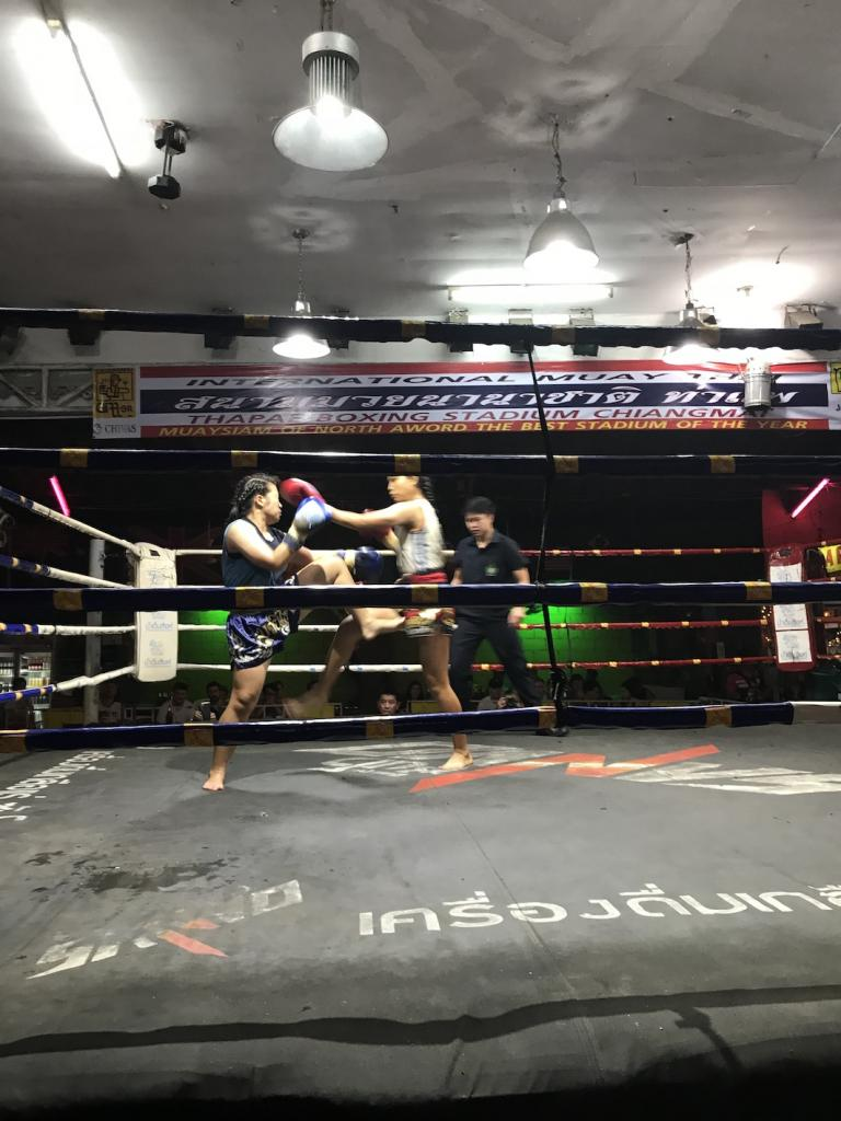 How to spend 24 hours in Chiang Mai The Art of Travel thai boxing Thaphae Boxing Stadium