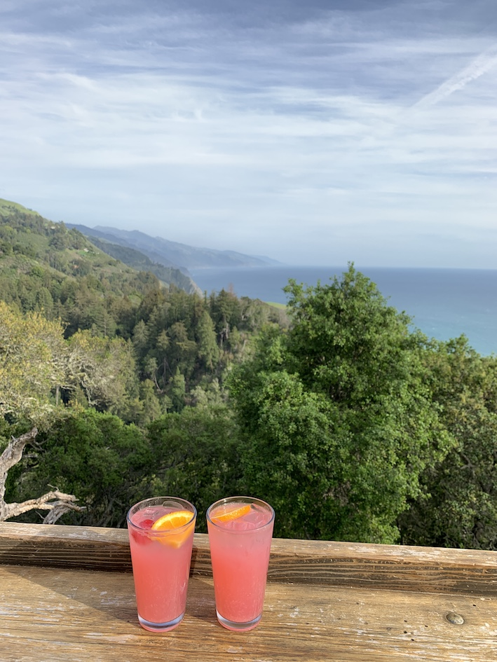 Five restaurants in Big Sur The Art of Travel Nepenthe